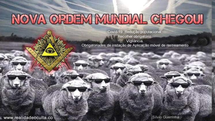 Nova Ordem Mundial é realidade