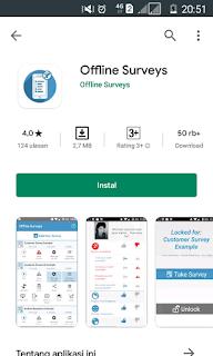 Install Offline Surveys PMP