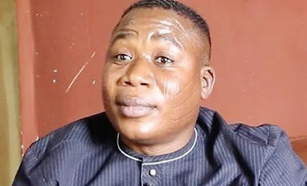 """""""Why Sunday Igboho Was Chained By Benin Security Agents"""" - Lawyer"""