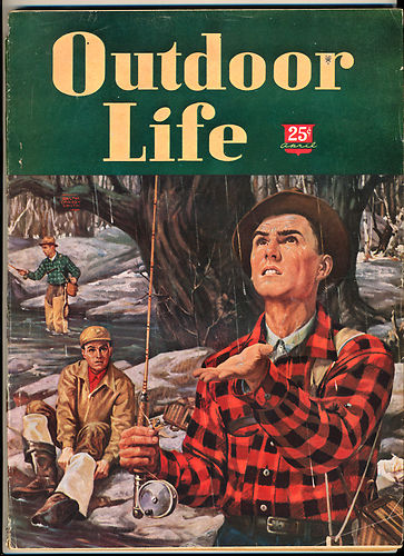 Outdoor Life Is An Outdoors Magazine About Hunting Fishing Survival And Camping Was Launched In Denver Colorado January 1898