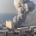 Inilah yang Memicu Ledakan di Beirut Lebanon
