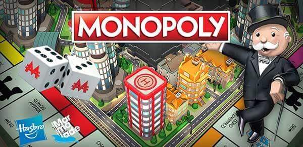 تحميل لعبة مونوبولي الاصلية مجانا : Monopoly Apk 2020 للاندرويد والايفون (تدعم العربية)