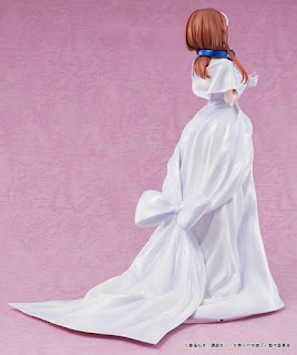 Nakano Miku Wedding Ver. 1/7 de The Quintessential Quintuplets, Amakuni (Hobby Japan)