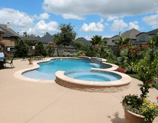 Custom Free Form Inground Pools 6