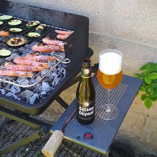 Maridaje con cerveza Saison