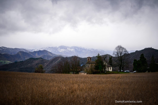 Gamberaldi Marradi - Toskania nienzana Dom z Kamienia blog