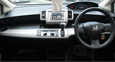 Interior Honda Freed