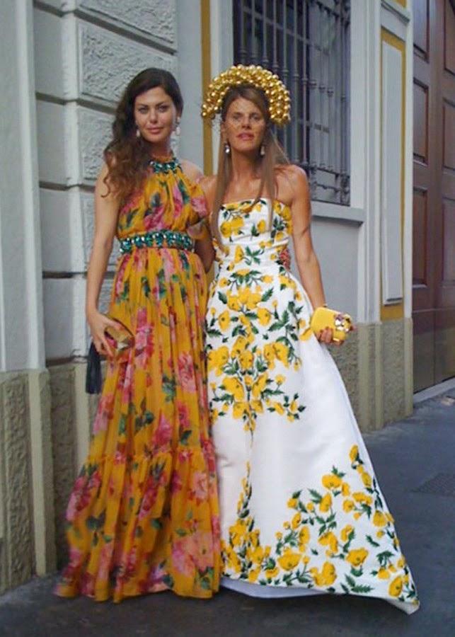4f47345ca Para las invitadas de una boda inspirada en el estilo neohippie le van bien  las flores