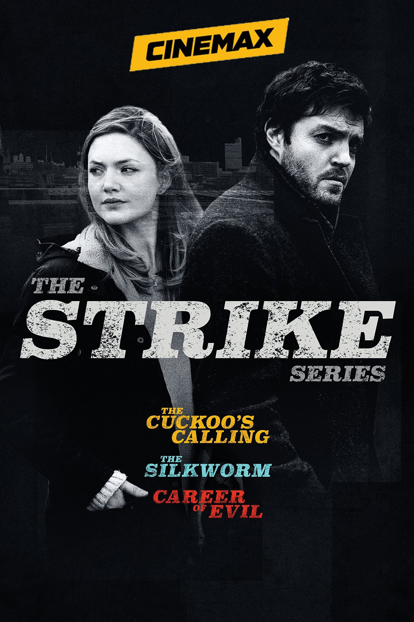 C.B Strike (2017 – 2018) Temporadas [01/03] CMAX WEB-DL 1080p Latino