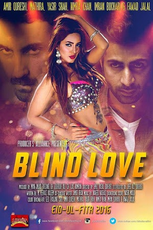 Poster Of Urdu Movie Blind Love 2016 Full HD Movie Free Download 720P Watch Online