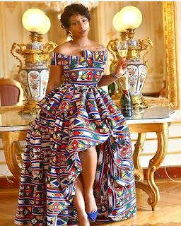#african dress 2021
