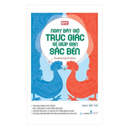 Ngay Bây Giờ Trực Giác Sẽ Giúp Bạn Sắc Bén ebook PDF EPUB AWZ3 PRC MOBI