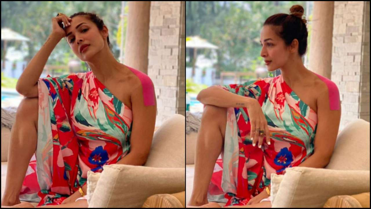 Pic of the day: Malaika Arora-Arjun Kapoor ring in Holi weekend with Rhea Kapoor, Masaba Gupta in Alibaug