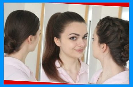 Hairstyles For Greasy Hair Intended For Encourage