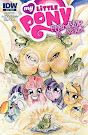 MLP Friendship is Magic #16 Comic Cover B Variant