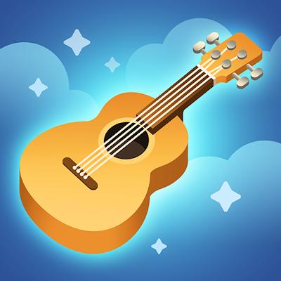 Healing Tiles : Guitar, Piano, Calm, Offline Game (MOD, Inexhaustible currency)