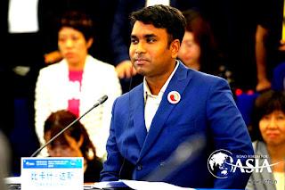 Dr. Das Bikash Kali , BOAO Forum for asia