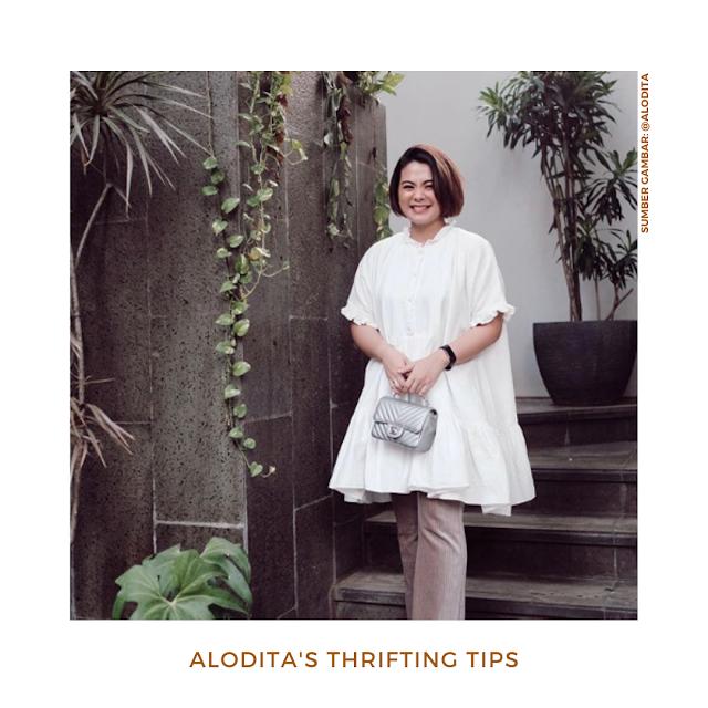 Alodita's Thrifting Tips