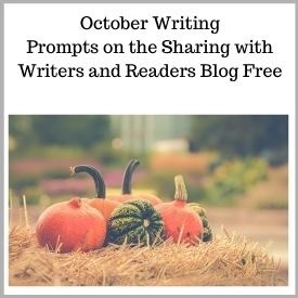 October 15th and Halloween Writing Prompts