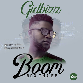 Songwriter 'Gidbizz' talks about his Next Project 'Boom Box' Extended Play