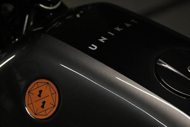 BMW K1100 By Unikat Motorworks Hell Kustom