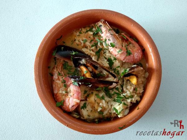 Deliciosa Zarzuela de pescado y marisco