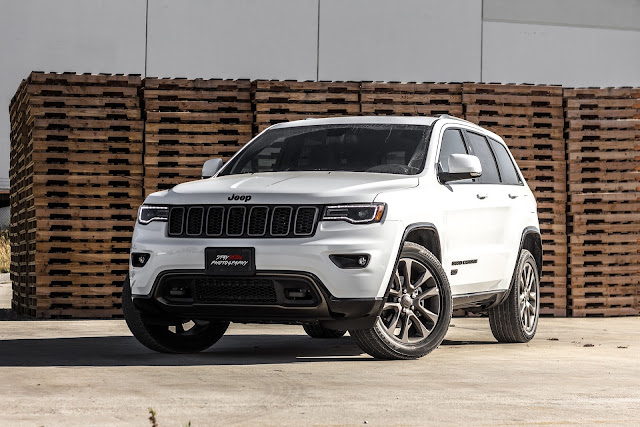 Leiebil USA - Jeep Grand Cherokee