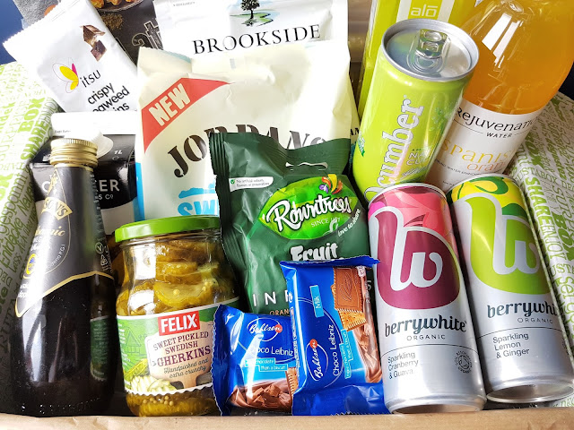 Degustabox | Your Monthly Surprise Family Food Box (Inc. £7 Off Discount Code)