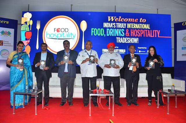 Reema Lokesh, Neerav Panchamia, Dilip C. Datwani, Chef Vernon Coelho, Chef Manjit Singh Gill, Mr. Mohan Despande, Ms. Sonia Chawla