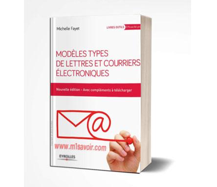 Modèles types de lettres et courriers électroniques PDF
