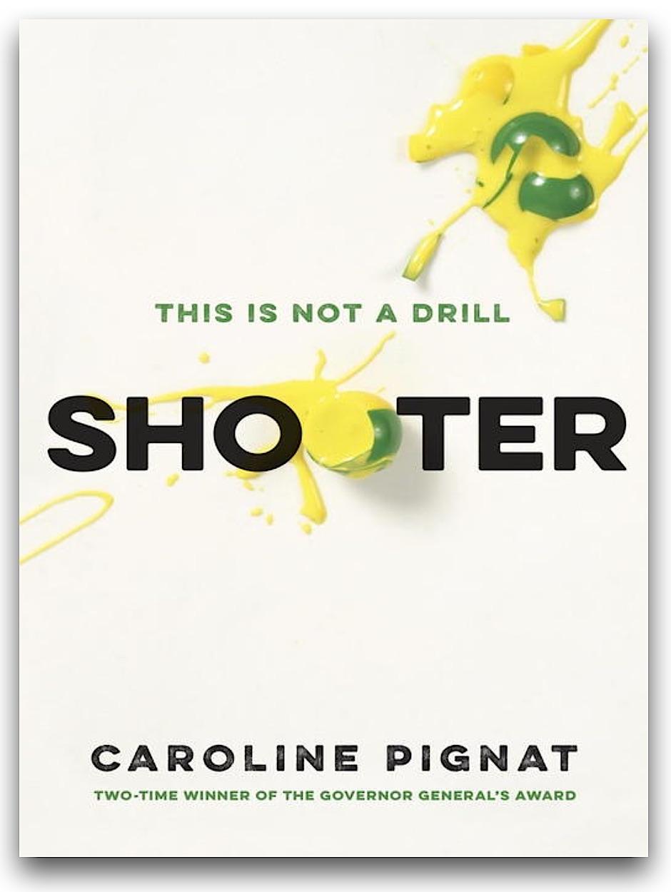 CanLit for LittleCanadians: Shooter