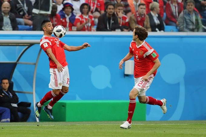 Download World Cup Video: Russia Vs Egypt 3-1