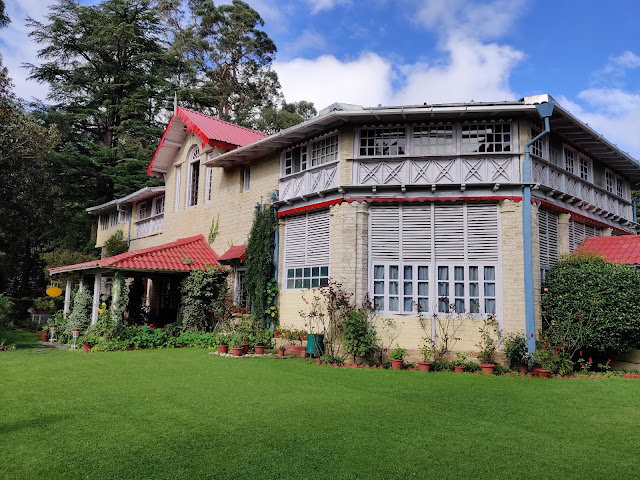 Colonial Bungalows in Ranikhet