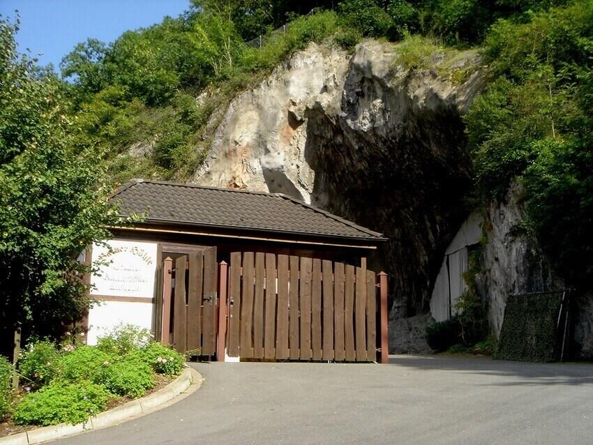 BALVER HOHLE ¡Eventos en el interior de una caverna!