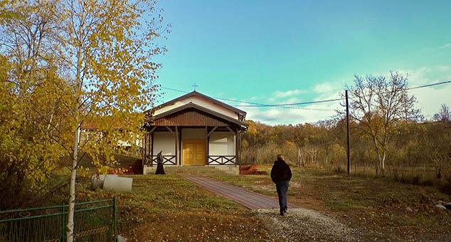 #Манастир #Свети #Сава #Жеровница #Косово #Метохија #Отац #Дамјан
