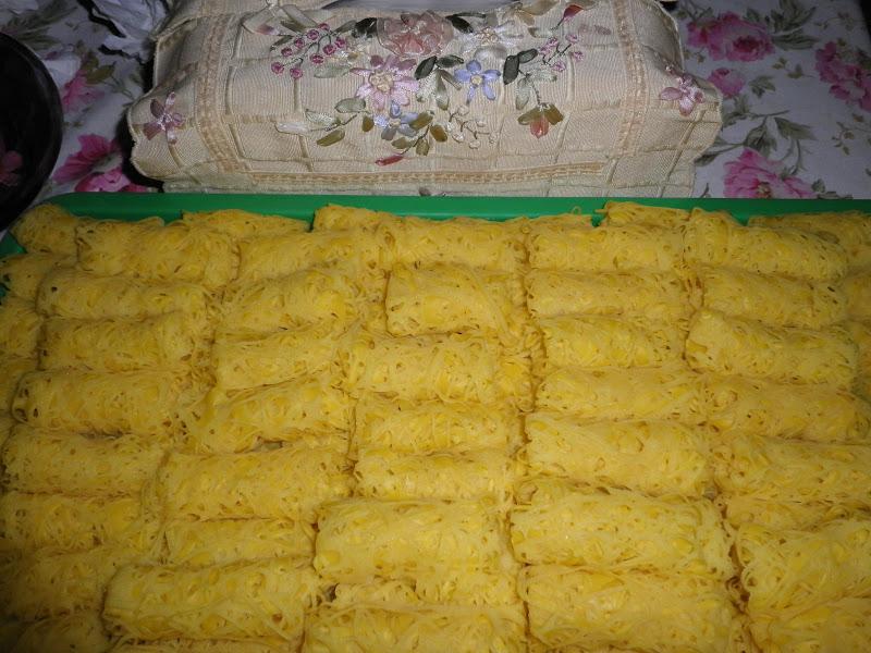 Zalinzalina blogspot com cara mudah buat roti jala