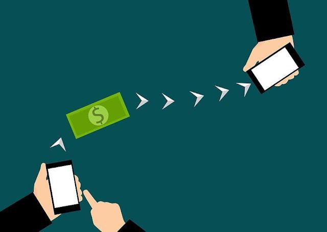 cara transfer uang lewat hp tanpa rekening