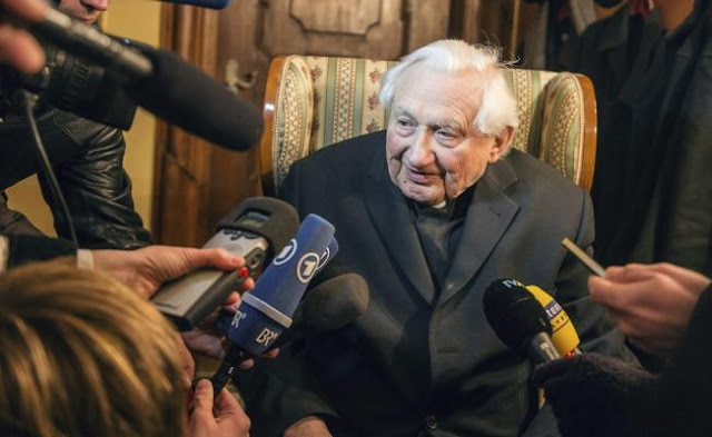 Hermano de Benedicto XVI, implicado en abusos a más de 500 niños en Alemania