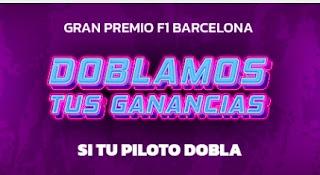 Mondobets promo F1 España 9-5-2021