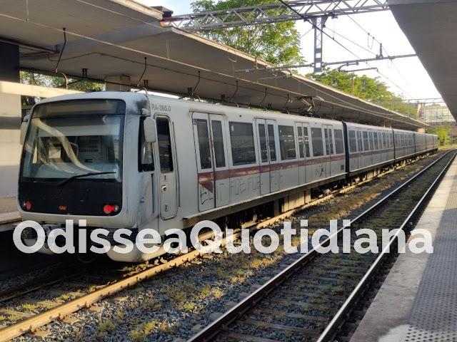 """Ferrovia Roma-Lido, l'ultima vergogna: ora si viaggia a frequenza ridotta. """"Mancano i treni"""""""