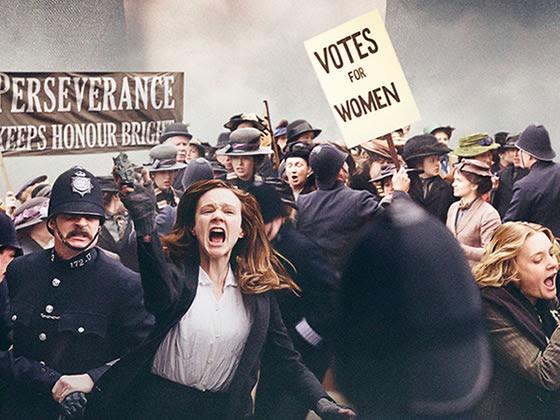 Culture féministe : les Suffragettes