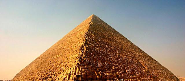 Το «Μυστήριο» Που Προκύπτει Από Την Ελληνική Λέξη «Πυραμίδα»!