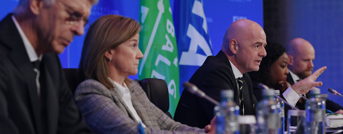 FUTURE OF FOOTBALL ONLINE SUMMIT WITH FIFA MEMBER ASSOCIATIONS