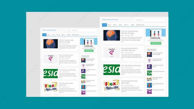 seo faster template blogger adsense
