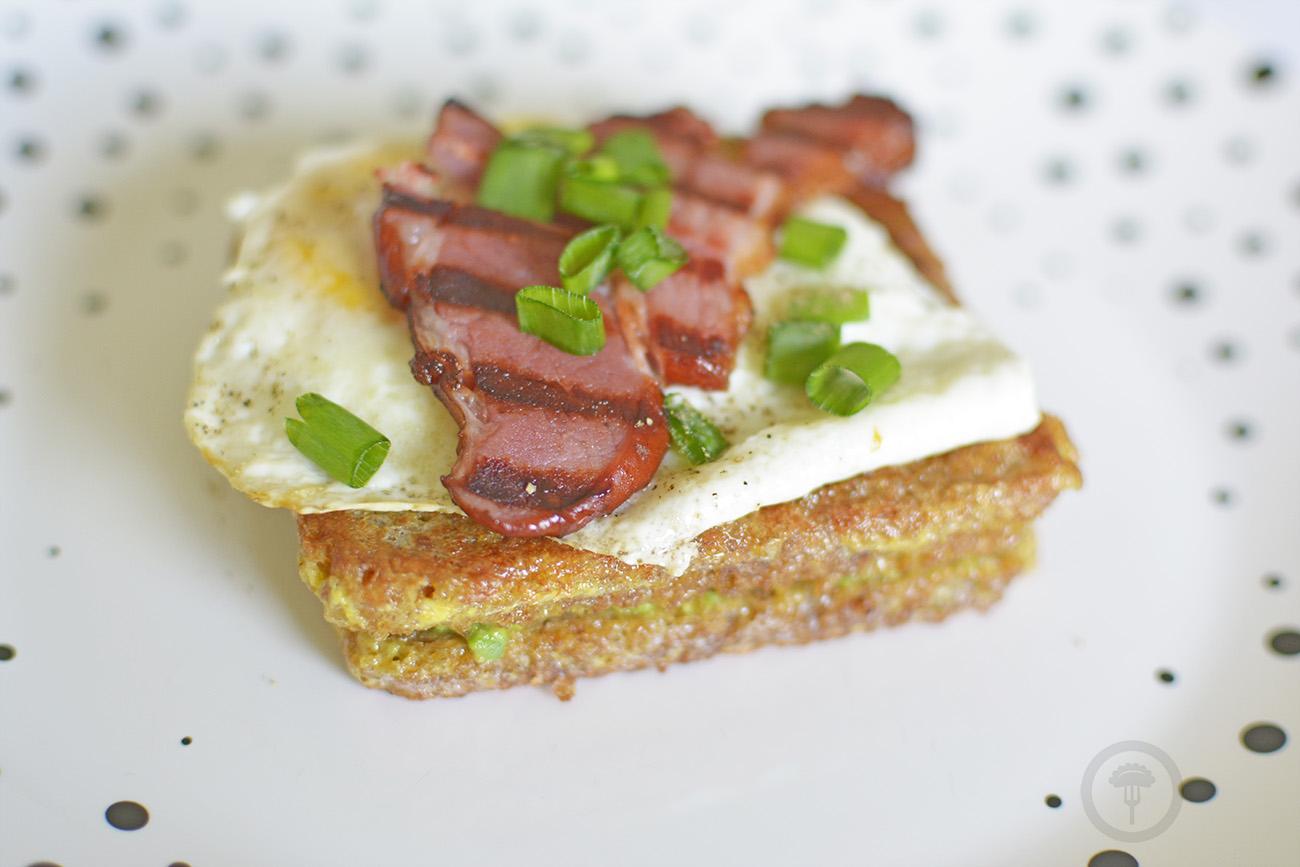 tosty francuskiej z jajkiem