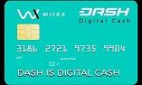 Wirex Dash intégration
