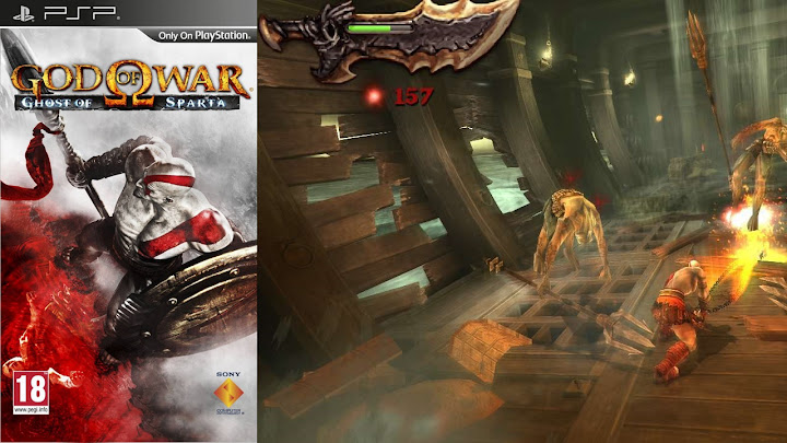 God of War - Ghost of Sparta | PPSSPP