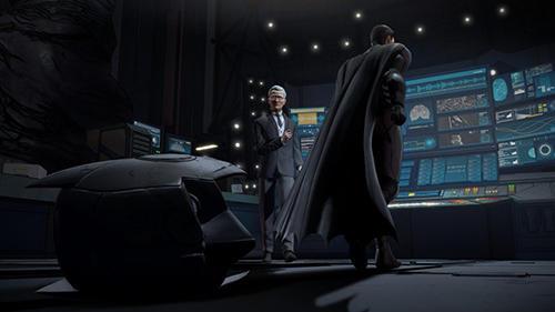 تحميل لعبة batman the telltale series للاندرويد