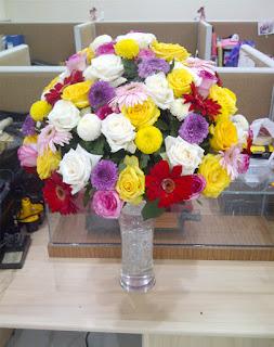 Jual Karangan Bunga Cikaret Bogor