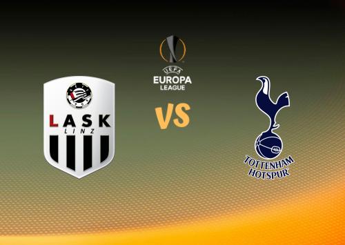 LASK Linz vs Tottenham Hotspur  Resumen y Partido Completo